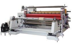 Bâche PVC Rouleau de Refendage Machine de Rebobinage