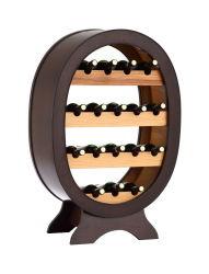 Отклонение от формы окружности деревянные красного вина кабинет винный погреб