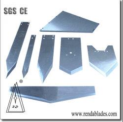 카펫 절단/절단/절단/슬릿 조명용 HSS 산업용 장비 블레이드/칼