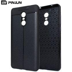 LuxuxLychee TPU Haut-rückseitiger Deckel-Telefon-Kasten für Xiaomi Redmi Anmerkung 4