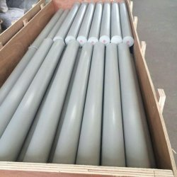 고품질 PP 로드, 모든 종류의 산업용 밀봉에 화이트 색상이 들어간 폴리프로필렌 로드