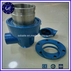 Giuntura rotativa a temperatura elevata dell'olio caldo dell'acciaio di getto di precisione