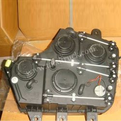 Linke Hauptlampe Wg9925720001 für HOWO A7, Shacman, FAW LKW