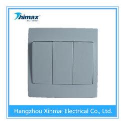 10A 3G 2W de la placa de control de la luz de pared