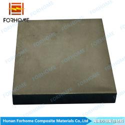 Aleación de níquel resistente a la corrosión de la placa bimetálica