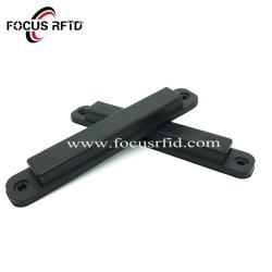 Modifica del metallo di frequenza ultraelevata RFID dell'ABS di GEN 2 di iso 18000 6c mpe anti per l'inseguimento metallico del bene