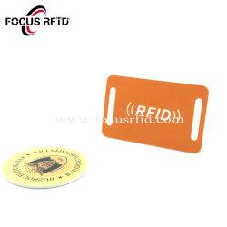 precio de fábrica de etiquetas personalizadas de forma especial mini tarjetas de fidelidad y de descuento