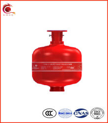 Tipo de suspensão automática sem pressão extintor de incêndio de pó seco