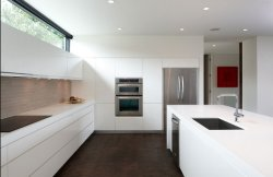 Modular Pantry laque Cupbord Photos haute brillance des armoires de cuisine