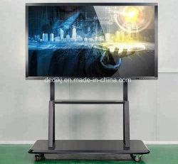 Dedi Aula Multimedia Smart Board Monitor LED Multi-Touch de la pantalla táctil