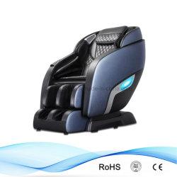 Новейшие SL-нулевой борозде тяжести дома шиатсу электрический массажное кресло R8 с музыкой