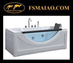 Vasca da bagno acrilica di massaggio della Doppio-Persona di Moderno-Stile (MG-510)