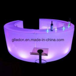 販売のための現代使用されたナイトクラブの家具RGB LED棒カウンター