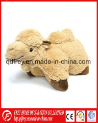 Huggable Peluche de camelo travesseiro Animal