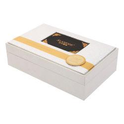 Disco rígido artesanais de Design Personalizado Papel Cartão Formato de livro com EVA Inserir caixa de oferta