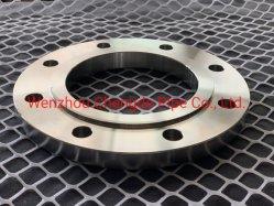 CNCのISO9001によって証明されるCdfl064のアルミニウム盲目の管のフランジダクトフランジ