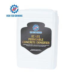 Piso de concreto líquido Densifier Silicato de endurecedor Químico de lítio para venda
