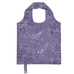Venda por grosso de logotipo personalizado impresso de poliéster/RPET 100% reciclado resistente à água sacos de tecido