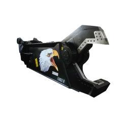 Fer de la ferraille de cisaillement hydraulique Machine de découpe de cisaillement de barres en acier inoxydable