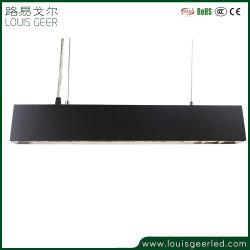 Hohes der Leistungsfähigkeits-LED Decken-System-Licht Leuchte-des Aluminium-50W LED lineares des Licht-LED Pendent des Licht-LED