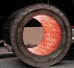 Bruciatore del canale sotterraneo - bruciatore residuo brevettato dell'olio vegetale del sistema /Used del bruciatore a nafta del prodotto per la caldaia a vapore