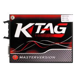 100% Nenhum token Ktag 7.020 V7.020 V2.23Ktag Master on-line v7.020 K-Tag Chip ECU PCB Vermelha Tuning para aluguer de veículo a ferramenta de diagnóstico