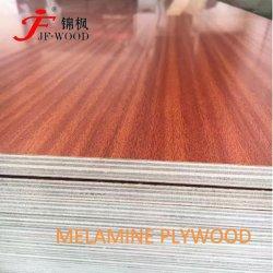 Fsc ISO Combi Core Madera dura álamos Mr E2 1220*2440mm de la melamina, madera contrachapada laminada frente