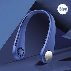 2020 De nouveaux éléments pendaison cou Mini USB Rechargeable Outdoor Sports Fan