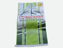 Paquet de papier en plastique Sac tissé / sac plastifié / SAC SAC microporeux/ Pop-corn / sac d'emballage