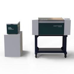 9060 Bois de CO2 Wdf Machine de découpe laser en acrylique