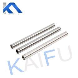 Wenzhouの製造業者201 304 316L円形の磨かれた溶接されたステンレス鋼の管、ステンレス鋼の管付属品