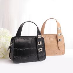 حقائب اليد الجلدية PU الصينية الأنيقة المصنوعة من الكروديل المخصصة للنساء المتعسبات حقائب السيدات حقيبة السيدات
