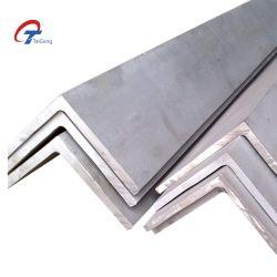 Finitura a specchio HL ASTM SUS 201 304 309S 316 416 Angolo in acciaio inox non uguale