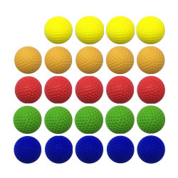 Custom Logo Waterproof Rival Zeus Apollo Kids PU Golf Stress Bal