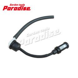 La cadena de alimentación de combustible de la sierra conjunto tubo MS070,piezas de repuesto de sierra de cadena 070