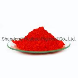 Polvo de pigmento orgánico naranja 64 para plástico CAS 72102-84-2(PO 64)