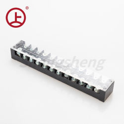 12p UniversalTbc Serie Schaltkarte-Messingverbinder-Klemmenleisten