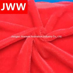 أحدث حرير ممتازة نسيج فاش من نسيج البلش يستخدم العديد منها وزن PV قماش للنساء لعبة النعال أزياء