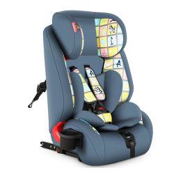 مقعد السيارة الصيني المخصص للأطفال مع نظام ISOFIX للأطفال 9 أشهر - 12 سنة 9 - 36 كجم المجموعة 1 2 3 مع شهادة ECE R129