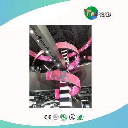 Светодиод системной платы для печатных плат алюминия производителем печатных плат для светодиодного освещения полосы