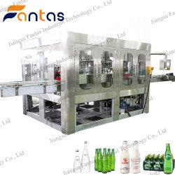عصير البرتقال المانجو المياه المياه زجاجة المياه تغطية التعبئة الماكينة