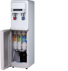 Toda la casa de filtro de agua caliente chino con nevera y Clod dispensador de agua eléctrico