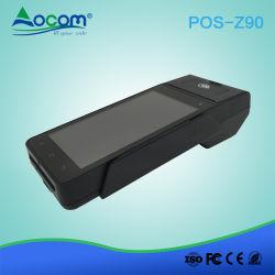 Placa PCI EMV 4G portátil Terminal de Pagamento com cartão inteligente com impressora
