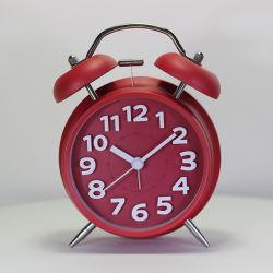sveglia da tavolino rotonda del Gemellare-Segnalatore acustico di numero della manopola da 130 millimetri