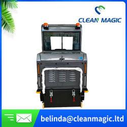 Clean Magic DJ2000A Drive-Type Road Sweeper Factory Workshop Sanitation Sweeper In de handel verkrijgbare elektrische vloerreinigingsmachine