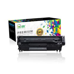 Compatibele die Toner van de Laser Patroon Q2612A voor Toner van de Printer van PK LaserJet 12A in de Fabriek van China wordt gemaakt