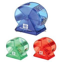 卸し売り安いプラスチック風車の整形磁気ローラークリップディスペンサー