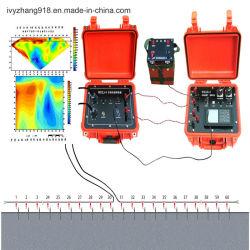 عميق جيوفيزيائيّ أرض مقاومية فحص و [إيب] تمثيل نظامة, [إرت] كهربائيّة مقاومية [توموغرف] و [أوندرغرووند وتر] مكشاف
