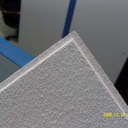 Bord Tegular acoustique de panneaux de fibres minérales