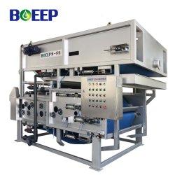 ISO/Ce/SGS Pers van de Filter van de Riem van de Modder de Ontwaterende in de Behandeling van afvalwater van het Afvalwater